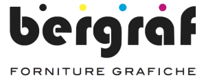FORNITURE GRAFICHE BERGRAF, rulli,inchiostri e solventi da stampa da:
